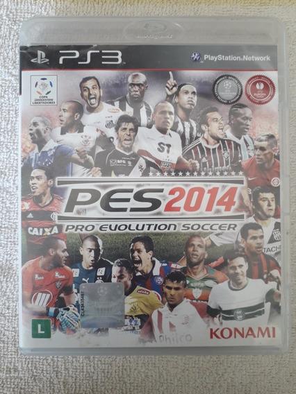 Jogo Ps3 Pes 2014 - Original