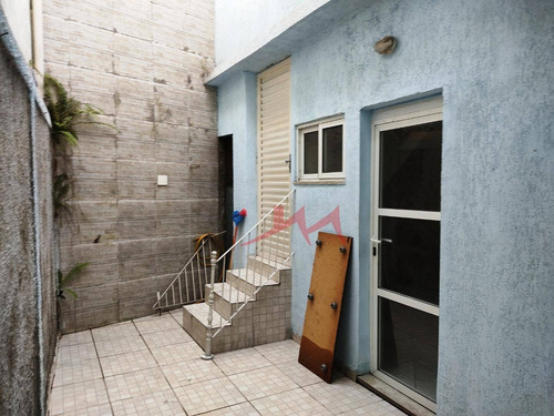 Casa / Fundos  Com 1 Quarto Para Alugar, 45 M² Por R$ 600/mês - Coelho - São Gonçalo/rj - Ca0150