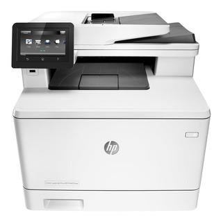 Impresora multifunción HP M477FDW con wifi 220V