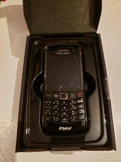 Blackberry 8100 Pearl Negro Telcel Envió Incluido.