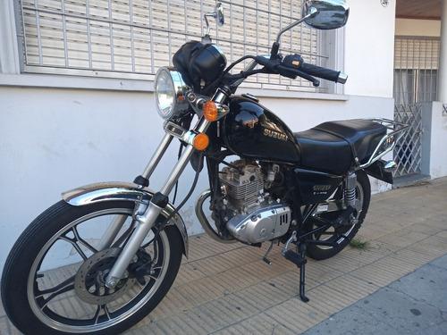 Suzuki Gn 125 F 2018