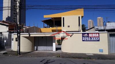 Casa Com 5 Dormitórios Para Alugar, 300 M² Por R$ 4.500/mês - Fátima - Fortaleza/ce - Ca0210