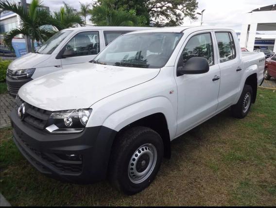 Volkswagen Amarok Trendline T 4x4 Mt 2020