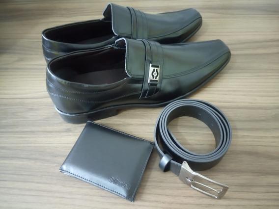 Sapato Masculino Bertelli Kit 50102 - Maanaim Calçados