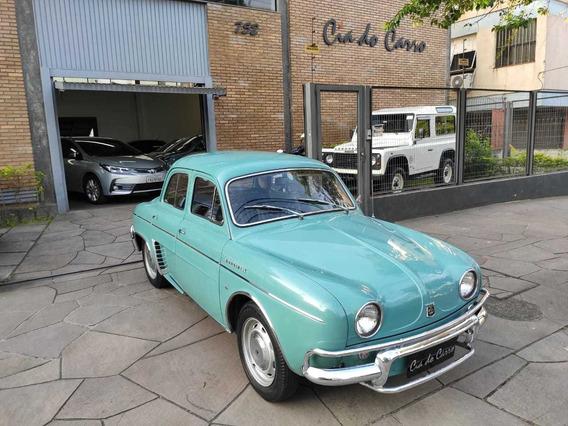 Renault/gordini Iv Todo Original, Apenas 106 Mil Km, Placa P