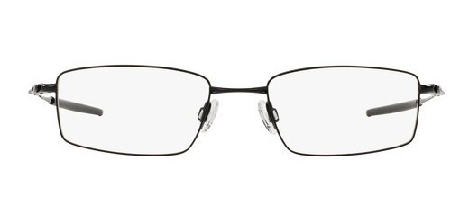 Óculos De Grau Oakley Top Spinner 4b Ox3136 Preto Polido
