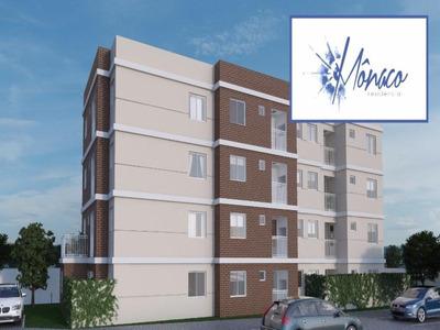 Apartamento Residencial À Venda, Jardim Emília, Campo Largo. - Ap0155 - 32836958