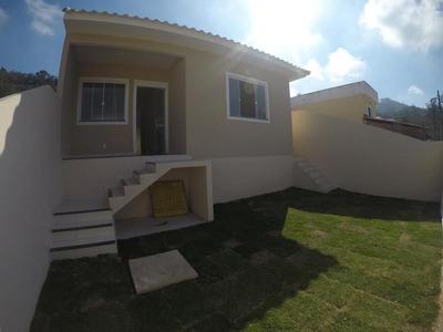 Casa Em Várzea Das Moças, São Gonçalo/rj De 83m² 3 Quartos À Venda Por R$ 260.000,00 - Ca213421
