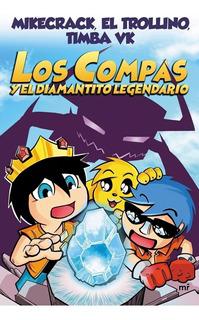 Los Compas Y El Diamantito Legendario Minecreck Timba Vr Mr