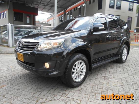 Toyota Fortuner Urbana 4x4