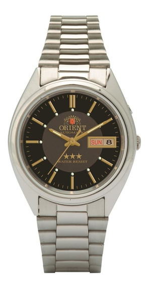 Relógio Orient Masculino Ref: 469wa3 P1sx - Automático