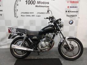Suzuki Intruder 125 2011 Otimo Estado Aceito Moto