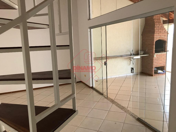 Apartamento Duplex (nova Aliança) - Ribeirão Preto/sp - Ad0022