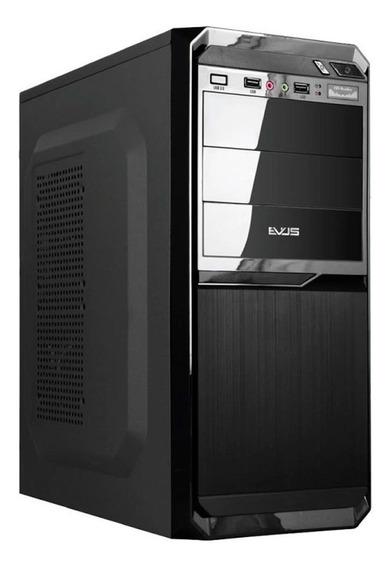 Computador Evus Elementar 324 Intel Celeron Dual Core J1800,