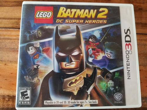 Juego  3 Ds Lego Batman 2 Original