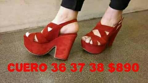 Zapato Cuero Gamuzado