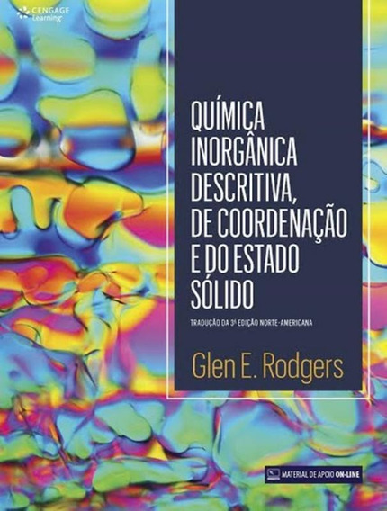 Quimica Inorganica Descritiva De Coordenacao E Do Estado S