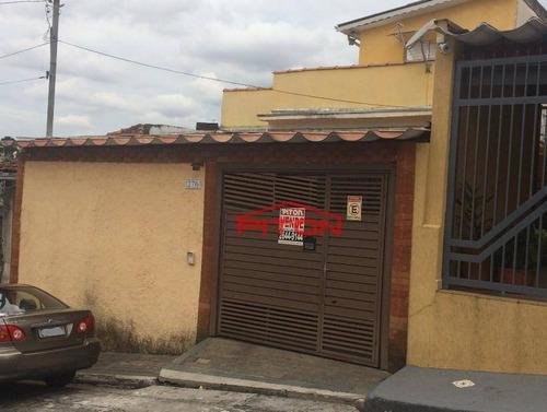 Imagem 1 de 20 de Sobrado Com 3 Dormitórios À Venda, 70 M² Por R$ 550.000,00 - Vila Praia - São Paulo/sp - So2186
