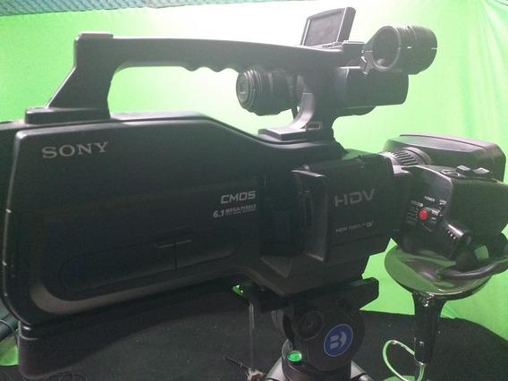 Filmadora Sony 1000
