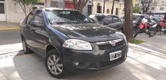 Fiat Siena 2014 1.4 El Con Pack Seguridad (co) Un Lujo