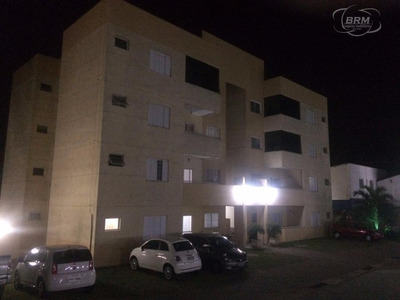 Apartamento Residencial Para Venda E Locação, Condomínio Santa Claudina, Vinhedo - Ap0125. - Ap0125