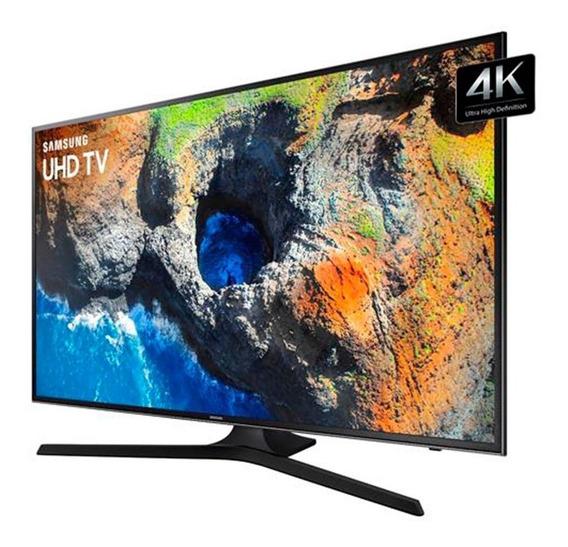 Smart Tv Led 75 Polegadas Samsung Un75mu6100 Uhd 4k Hdr
