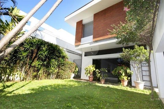 Linda Casa 433m Vende Alto Da Boa Vista 4 Dormitórios - 357-im388933