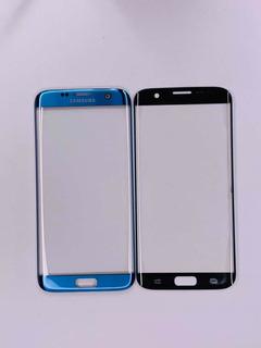 Vidro Frontal Tela Galaxy S7 Edge G935 Sem Touch Lcd Oled