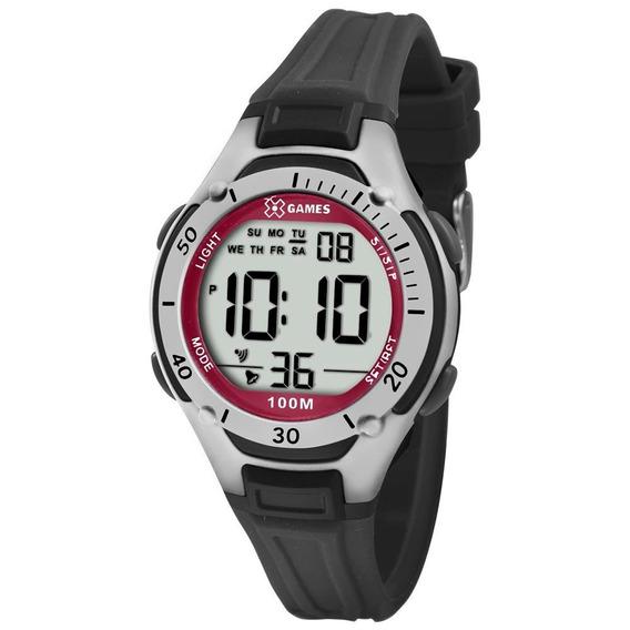 Relógio Digital X-games Infantil Esportivo Xkppd016 Bxpx