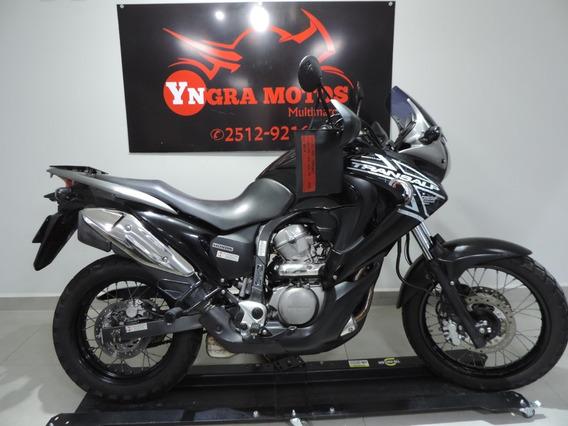 Honda Transalp Xl 700v 2011 Nova