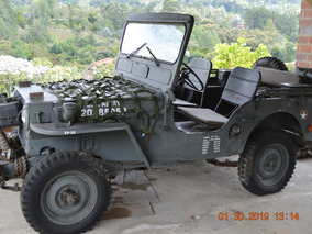 Jeep Willys Minguerra 51