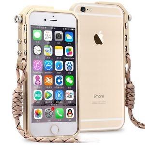 Protector De Aluminio 4th Design iPhone 6 Plus Y 6s Plus