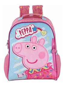 Material Escolar Mochila De Costas -peppa Pig Fantastic 2019