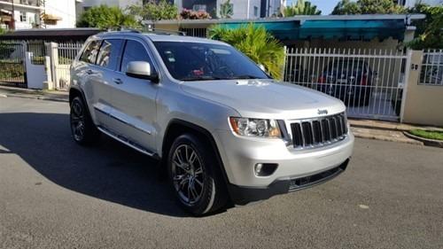 Vendo Jeep Grand Cherokee Laredo 2011