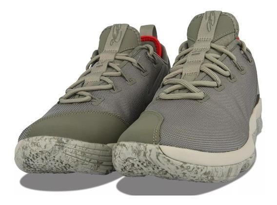 Nike Lebron 14 Estuco Oscuro/ Carmesí Brillante