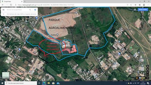 Chacra En Venta A Metros Del Mecado Agroalimentario