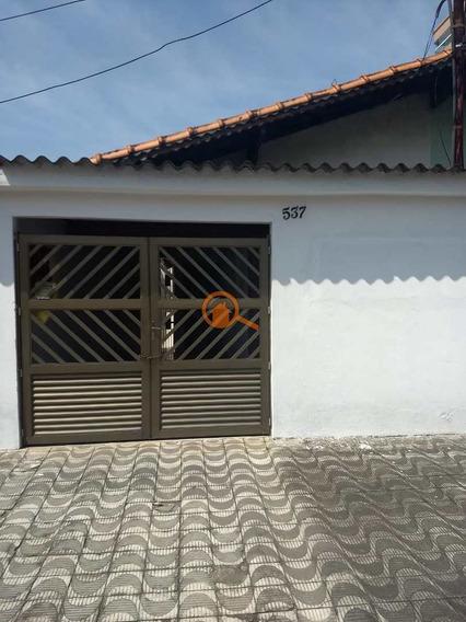 Casa Com 2 Dorms, Aviação, Praia Grande - R$ 220 Mil, Cod: 433 - V433