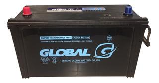Batería Global 12v 170 Amp Com. Pos Izq. Para Maq./camión
