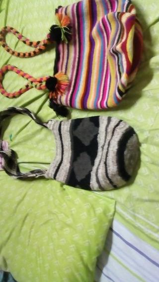 Mochilas Wayuu Y Lana De Ovejo