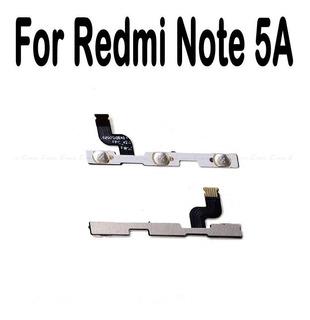 Flex Redmi Note 5a Encendido, Volumen.