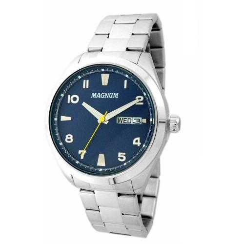 Relógio Magnum Masculino Ma34923f 0