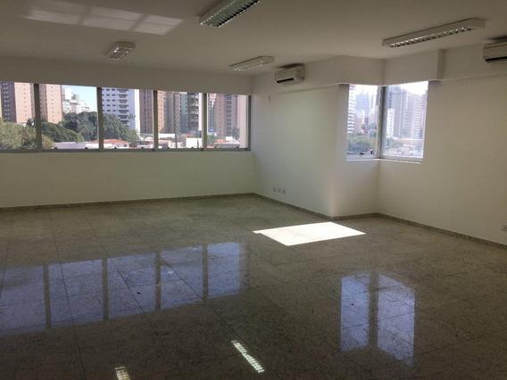Sala À Venda, 122 M² Por R$ 1.150.000 - Cambuí - Campinas/sp - Sa0413