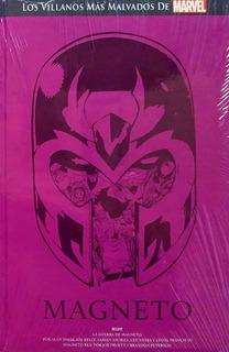 Los Villanos Mas Malvados De Marvel - Magneto