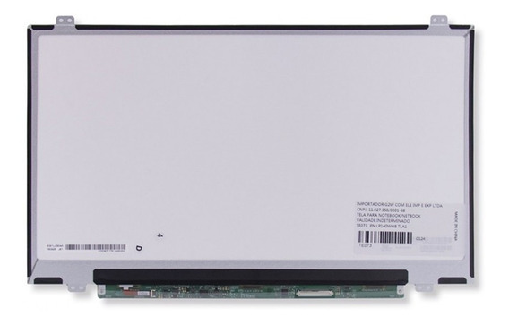 Tela 14.0 Led Slim Para Dell Inspiron 14 5420 - 14z 5423