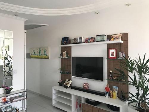 Apartamento Residencial À Venda, Vila Antonieta, São Paulo. - Ap6016