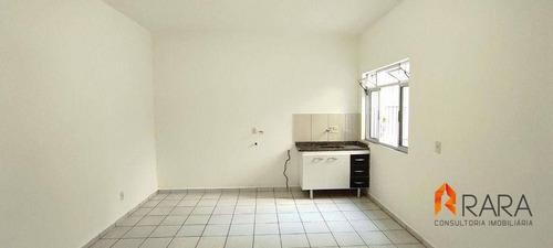 Imagem 1 de 9 de Kitnet Com 1 Dormitório Para Alugar, 30 M² Por R$ 946,83/mês - Centro - São Bernardo Do Campo/sp - Kn0003