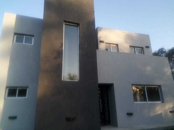 Casa A Estrenar En Venta - Barrio Sausalito, Pilar