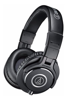 Audifonos Audiotechnica De Estudio Audio-technica Ath-m40x