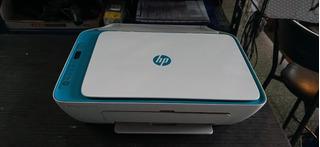 Impresora A Color Multifunción Hp Advantage 2675 Funcionado