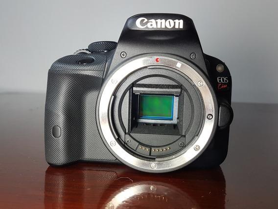 Câmera Canon Sl1 / 100d / Kiss X7 + Lente + Bolsa